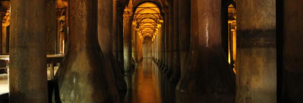 Bacilica Cisterns
